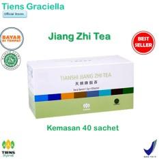 Beli Tiens Teh Penurun Asam Urat Jiang Zhi Tea Paket Promo Banting Harga 40 Sachet Gratis Kartu Diskon Tiens Graciella Online Murah
