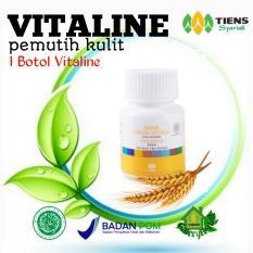 Jual Tiens Vitaline Nutrisi Pemutih Wajah Tubuh Alami 30 Kapsul Promo Tiens Murah