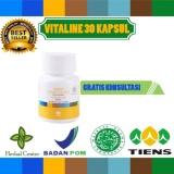 Promo Termurah Tiens Vitaline Softgel Cream Anti Aging Penuaan Penghilang Jerawat 30 Kapsul Free Gift Untuk 10 Pembeli Pertama Setiap Harinya Original