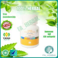 Promo Tiens Vitaline Softgel Isi 30 Full 100 Herbal Free Membership Fa Herbal Akhir Tahun