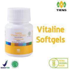 Beli Tiens Vitaline Softgel Vitamin Pemutih Kulit Ori Tiens Anti Aging Perawatan Jerawat Yang Bagus
