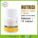 Spek Herbalmart Tiens Vitaline Softgels Nutrisi Pemutih Kulit Paket 10 Kapsul Promo