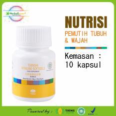 Harga Herbalmart Tiens Vitaline Softgels Nutrisi Pemutih Kulit Paket 10 Kapsul Promo Asli