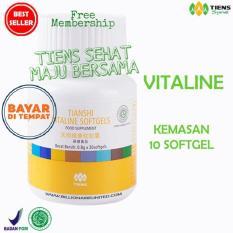 Jual Tiens Vitaline Vitamin Breast Oil Pengencang Payudara Paket Tsmb Grosir