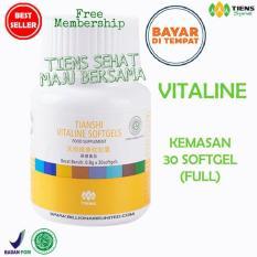 Beli Tiens Vitaline Vitamin E Breast Oil Pengencang Payudara Seken