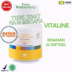 Toko Tiens Vitaline Vitamin E Pembersih Flek Jerawat Termurah Jawa Timur