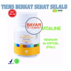 Harga Tiens Vitaline Vitamin E Pembersih Flek Jerawat Murah