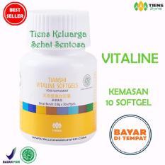 Toko Tiens Vitaline Vitamin E Pembersih Flek Jerawat Lengkap