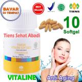 Harga Tiens Vitaline Vitamin E Pembersih Flek Dan Jerawat By Tiens Sehat Abadi Isi 10 Softgel Baru Murah