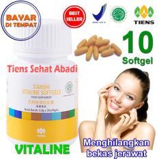 Harga Tiens Vitaline Vitamin E Pembersih Flek Dan Jerawat By Tiens Sehat Abadi Isi 10 Softgel Tiens