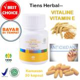 Tiens Vitaline Vitamin E Antioksidan Tinggi Vitamin Kulit Mata Syaraf Free Membercard Th Tiens Diskon 40