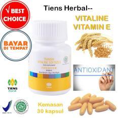 Ulasan Lengkap Tentang Tiens Vitaline Vitamin E Antioksidan Tinggi Vitamin Kulit Mata Syaraf Free Membercard Th