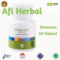 Toko Tiens Zinc Capsules Kemasan 30 Kapsul Free Member Card Afi Herbal Termurah Di Jawa Timur