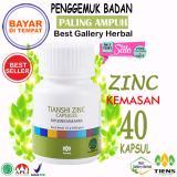 Miliki Segera Tiens Zinc Capsules Penggemuk Badan Kemasan 40 Kapsul Promo Gratis Gift Membership Toko By Best Gallery Herbal