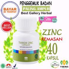 Promo Tiens Zinc Capsules Penggemuk Badan Kemasan 40 Kapsul Promo Gratis Gift Membership Toko By Best Gallery Herbal Tiens Terbaru