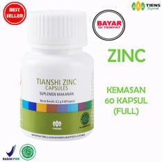 Review Tiens Zinc Capsules Suplemen Penambah Berat Badan Ampuh Terbaru
