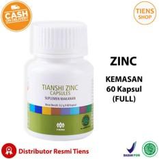 Jual Tiens Zinc Herbal Alami Solusi Nafsu Makan Dan Hormon Free Member Tiens Shop Tiens Original