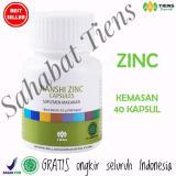 Jual Tiens Zinc Herbal Capsules Suplemen Penggemuk Penambah Berat Badan Kemasan 40 Kapsul By Sahabat Tiens Online Di Jawa Timur