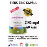 Jual Tiens Zinc Kapsul Isi 60 Segel Hormon Peninggi Pertumbuhan Badan Penambah Nafsu Makan Anak Online Di Jawa Tengah