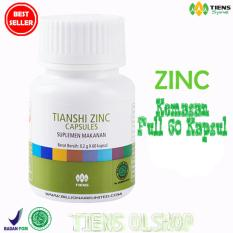Harga Tiens Zinc Original 60 Kapsul Penggemuk Badan By Tiens Olshop Free Konsultasi Online