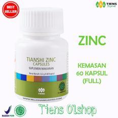 Obral Tiens Zinc Original Herbal Alami Solusi Nafsu Makan Dan Hormon By Tiens Olshop Free Konsulrasi Promo Murah