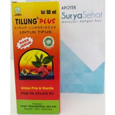 Tilung Plus Sirup Ekstrak Cacing Tanah (earth Worm) Obat Tipes 60 Ml By Apotek Surya Sehat.