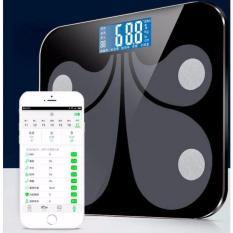 Review Timbangan Badan Elektronik Digital Bluetooth Taffware Sc 08 Oem