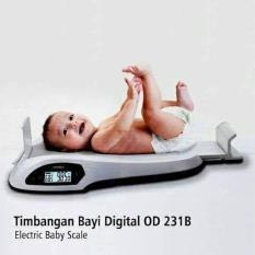 Timbangan Bayi Digital OD 231B / Electrik Baby Scale