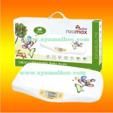 Timbangan Bayi Digital Rossmax WE300