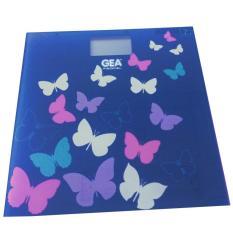 Spesifikasi Timbangan Digital Gea Eb9360 Eb 9360 Biru Tua Motif Kupu Terbaru