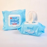 Ulasan Lengkap Tissue Basah Wetkins Clean N Flush 72 S 10 Pack