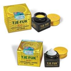 Spek Tje F*K Original Whitening Cream Day Night 15Gr Dki Jakarta