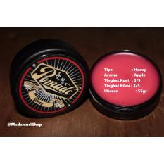 Katalog T M Pomade Oil Heavy Apple Terbaru