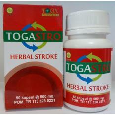 Toga Stro Herbal stroke 50 kapsul Togastro