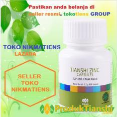 Diskon Toko Nikmatiens Lazada Tiens Zinc 20 Capsules Penggemuk Badan Herbal Tiens