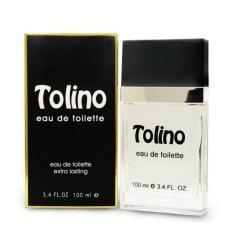 Diskon Tolino Eau De Toilette Black For Men 100 Ml Tolino