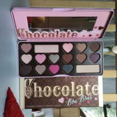 Beli Too Chocolate Bar Bon Bons Eye Shadow Collection Eyeshadow Make Up 16 Warna Online Murah