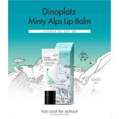 TOO COOL FOR SCHOOL Dinoplatz Minty Alps Lip Balm No.1 Jungfreaus (ORIGINAL)