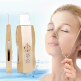 Top Beauty Portable Kulit Scrubber Ultrasonic Ultrasound F*c**l Peeling Cleaner Massager Mesin Emas Top Beauty Diskon 50