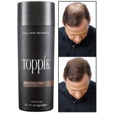 Harga Toppik Hair Buiding Fiber 27 5Gr Original Black Termahal