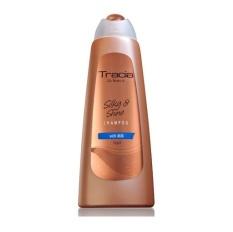 Spesifikasi Tracia Silky Shine Shampoo 1 Botol Bagus