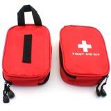 Toko Perjalanan Tas P3K Rumah Kecil Kotak Penyelamatan Darurat Kelangsungan Medis Internasional Terdekat