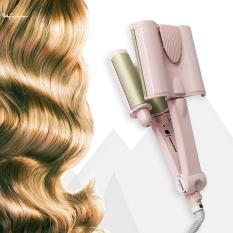 Spek Tsuyagla Wave 32Mm Catok Rambut Gelombang Besar Hair Styling Jepang Korea North Sumatra