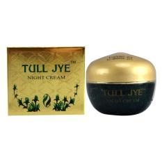 Tull Jye Night Cream B Hijau 20G Terbaru