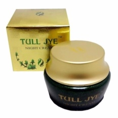 Spek Tull Jye Night Cream Hijau 20Gr Tull Jye
