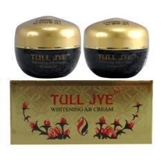 Cara Beli Tull Jye Whitening Ab Cream Set Merah 10G