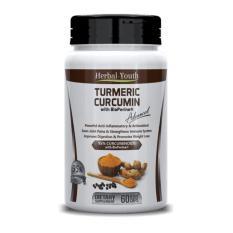 Review Tentang Turmeric Curcumin Liver Detox Hati Arthritis Nyeri Sendi Dgn Bioperin
