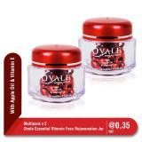 Toko Twinpack Ovale Essential Vitamin Rejuvenation Jar 30 Capsules Ovale Dki Jakarta