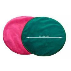 Dua Make Up Remover Magic Cloth-Wipes Foundation dari Wajah Anda dan Maskara Tahan Air dari Mata Sensitif Anda-Menggunakan Hanya Air-Reusable-Bekerja Lebih Baik Daripada Satu Kali Penggunaan Pads dan Towelettes!