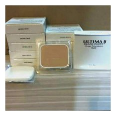 Spek Ultima Ii Clear White 2 Way Foundation Refil 10Gr 03 Natural Tan North Sumatra